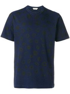 футболка в горох Marni