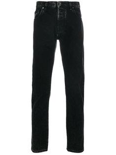 джинсы кроя слим Valentino