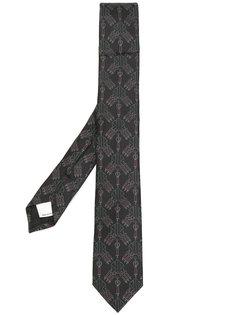 галстук с вышивкой Valentino Garavani Valentino