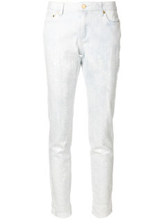 укороченные джинсы скинни  Michael Michael Kors