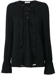 блузка со шнуровкой Altuzarra