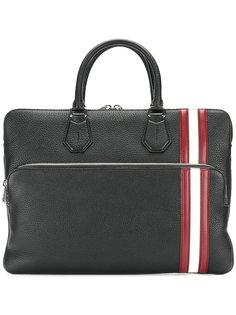 сумка-тоут с полосками Bally