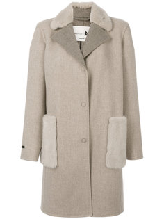пальто миди  Manzoni 24
