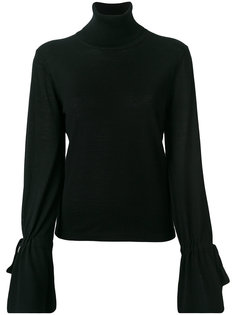 приталенный свитер с отворотом  P.A.R.O.S.H.
