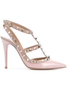 туфли с заклепками Rockstud Valentino