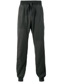 панельные спортивные брюки Haider Ackermann