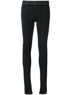 брюки с эластичным поясом  Rick Owens DRKSHDW