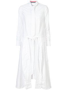 платье-рубашка с галстуком Thom Browne