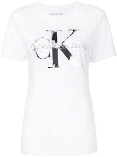 футболка с принтом логотипа Ck Jeans