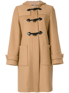 пальто-дафл с капюшоном  Stella McCartney