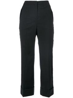укороченные строгие брюки  Nº21