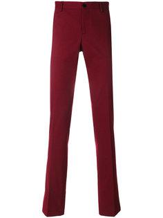 брюки прямого кроя Etro