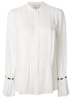 плиссированная рубашка с длинными рукавами  3.1 Phillip Lim