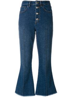 укороченные джинсовые брюки Sonia Rykiel