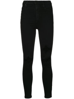 джинсы Siren Skinny Ankle Alchemy Nobody Denim