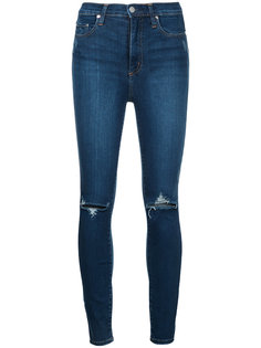 джинсы Siren Skinny Ankle Delighted  Nobody Denim