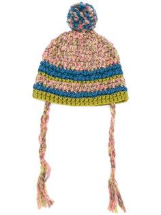 полосатая шапка-бини Etro