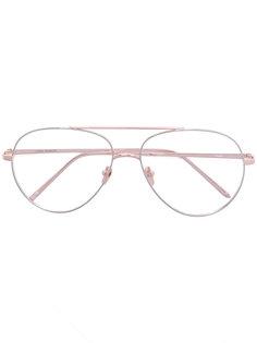 "очки-""авиаторы"" Linda Farrow Gallery"