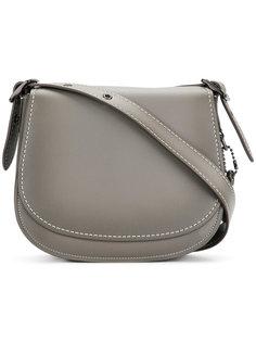 полукруглая сумка на плечо Coach