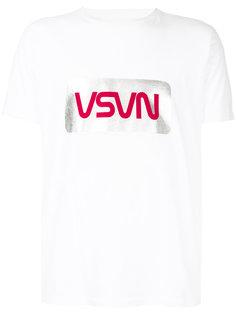 футболка с геометрическим принтом N. Hoolywood