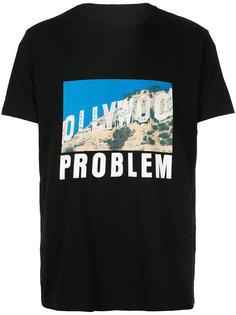 футболка с графическим принтом N. Hoolywood