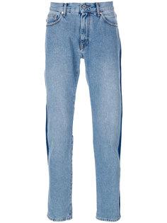 джинсы стандартного кроя MSGM