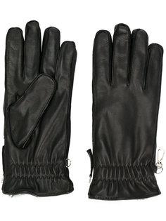 перчатки на молнии Dsquared2