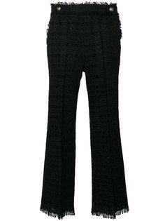 твидовые брюки MSGM