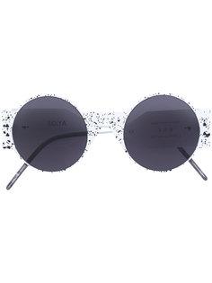 солнцезащитные очки в круглой оправе So.Ya