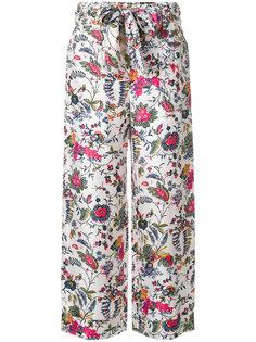 укороченные брюки Gabriella Tory Burch