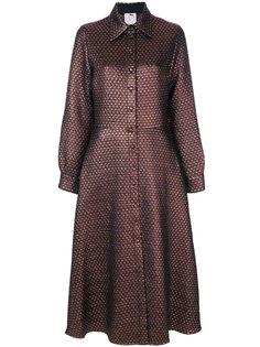 удлиненное платье-рубашка Ultràchic