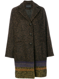 пальто мешковатого кроя  Etro