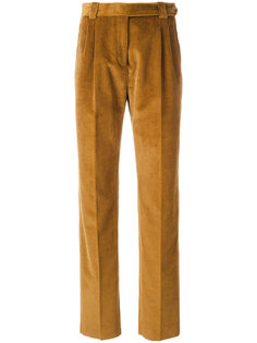 прямые брюки Mulberry
