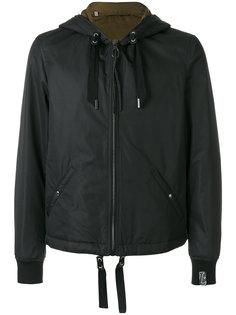 куртка с капюшоном Lanvin