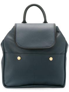 классический кожаный рюкзак Marni