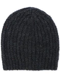 ребристая трикотажная шапка Isabel Marant