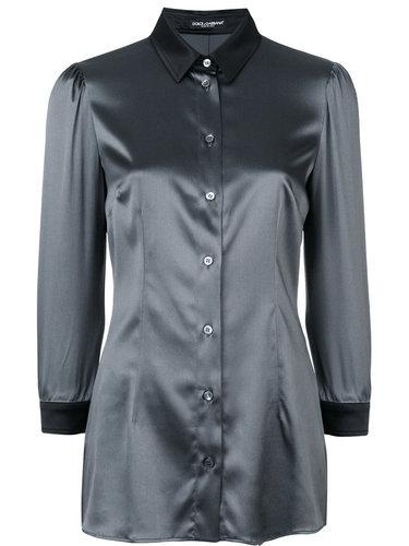 рубашка с укороченными рукавами  Dolce & Gabbana