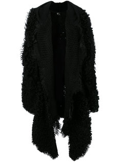 удлиненное пальто из овчины Lost & Found Ria Dunn