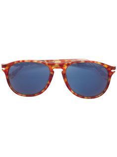 солнцезащитные очки с контрастными линзами Persol