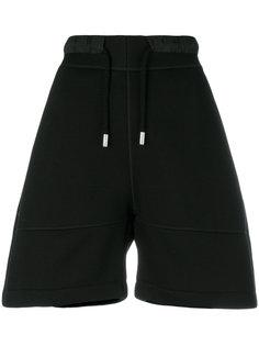 широкие спортивные шорты  Dsquared2