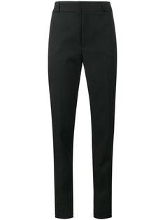 брюки с атласными полосками  Saint Laurent