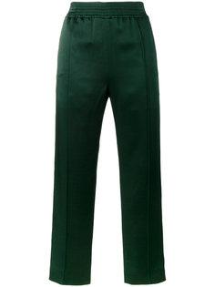 сатиновые спортивные брюки Haider Ackermann