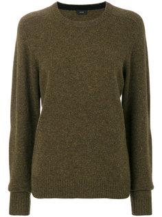 фактурный свитер с круглым вырезом  Joseph