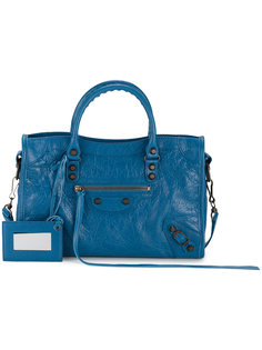 классическая сумка-тоут City Balenciaga