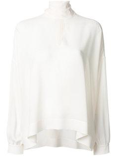 свободная блузка Vareuse Balenciaga