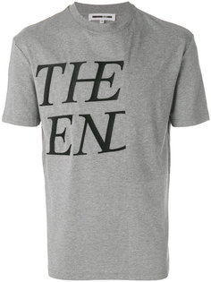 футболка The End McQ Alexander McQueen