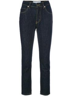 укороченные джинсы скинни Société Anonyme