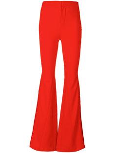 брюки клеш  Givenchy