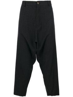 укороченные брюки Sauvage  Société Anonyme