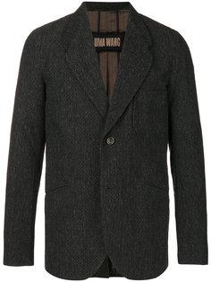 пиджак строгого кроя Uma Wang